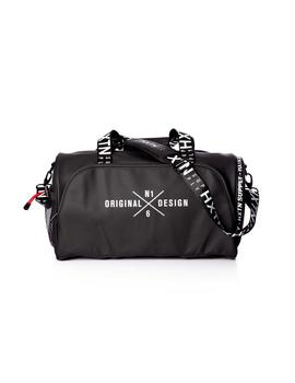 Bolso gimnasio HXTN Supply negro