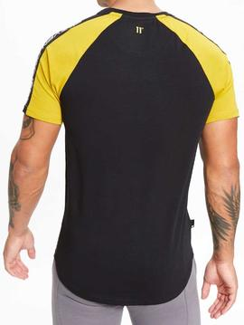 Camiseta 11 Degrees Cut and Sew Chevron Muscle Fit