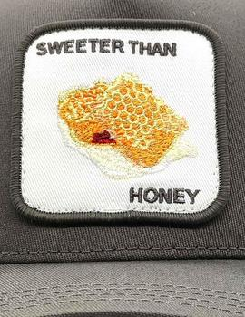 Gorra Cocowi Sweeter Than Honey miel gris
