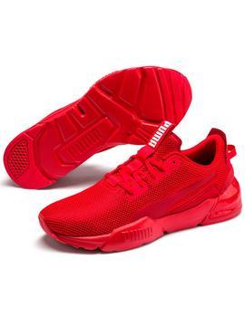 Zapatillas Puma Cell Phase rojas para hombre