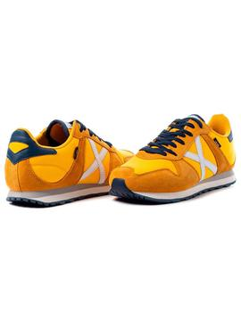 Zapatillas Munich Massana 367 amarillo